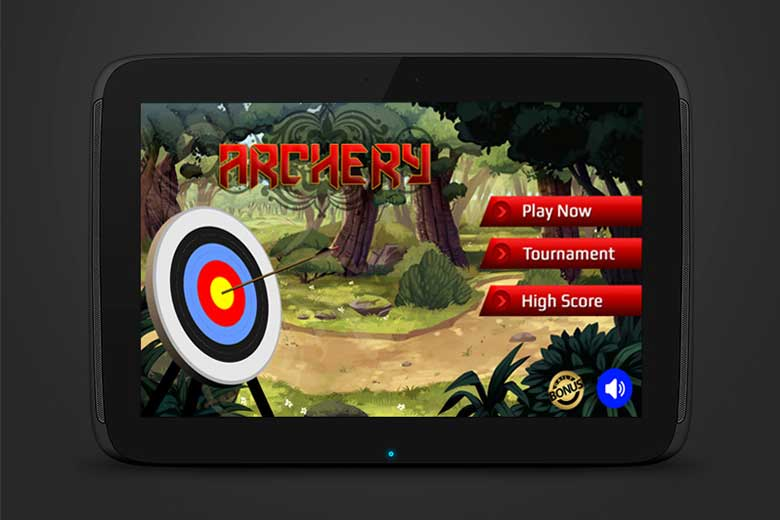Archery: Game Application Developemnt