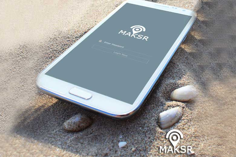 MAKSR: Mobile Application