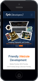 mobile website design company